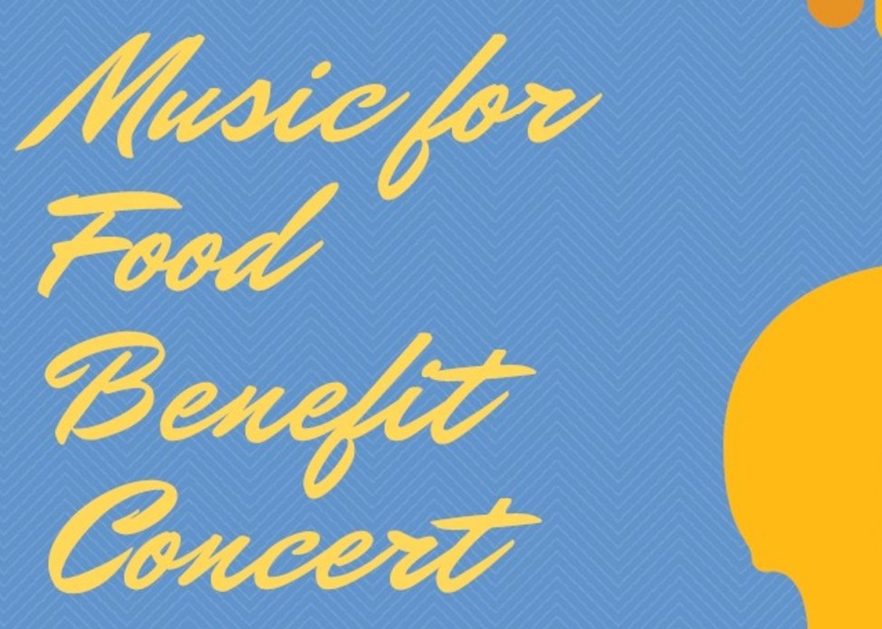 Music for Food Benefit Concert
