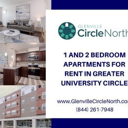 One Full Month's Rent Free Glenville CircleNorth
