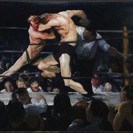 Stag at Sharkey's: George Bellows and the Art of Sports