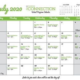 July Events at PNC Fairfax Connection