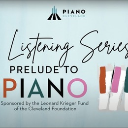 Listening Series: Prelude to Piano
