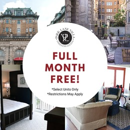 Free Rent for One Month