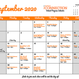 September Events at PNC Fairfax Connection