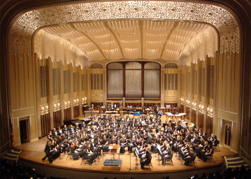 The Cleveland Orchestra (Severance Hall)