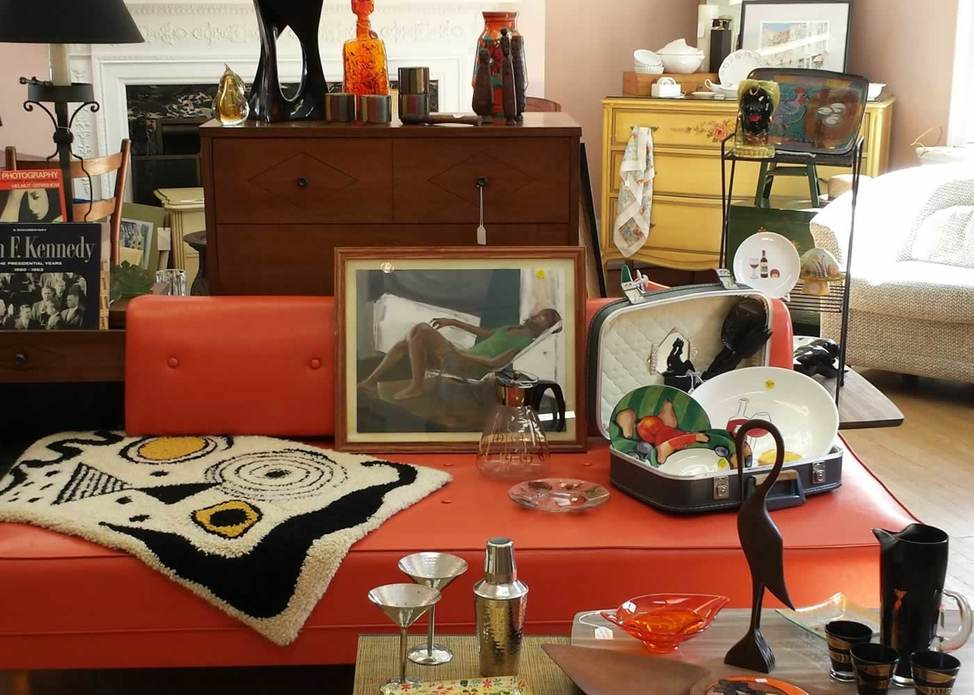 The Shop Sells Gently Used Vintage, Antique, And Contemporary Furniture  House Wares, Books, And Jewelry. The Art Gallery Features And Sells Works  By Member ...