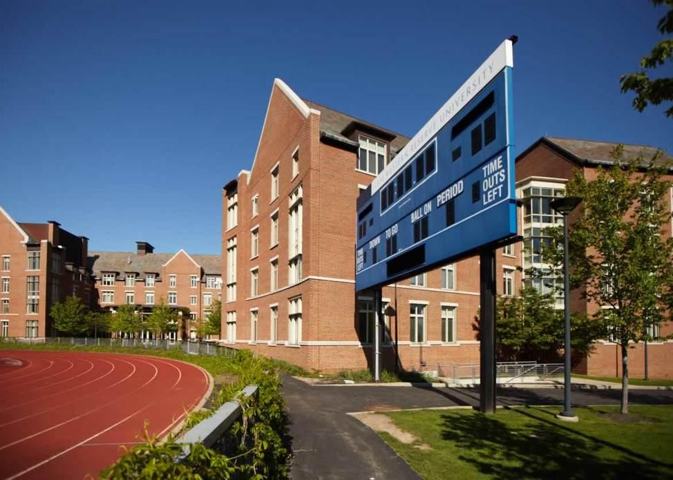 Think, case western reserve university theme interesting