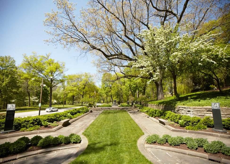 Cleveland Cultural Gardens