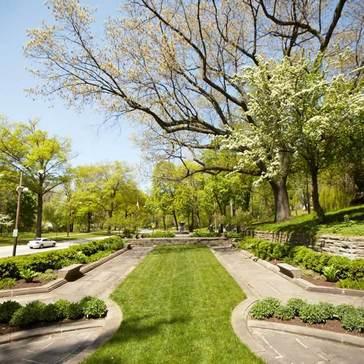 Parks gardens for Cleveland botanical gardens parking