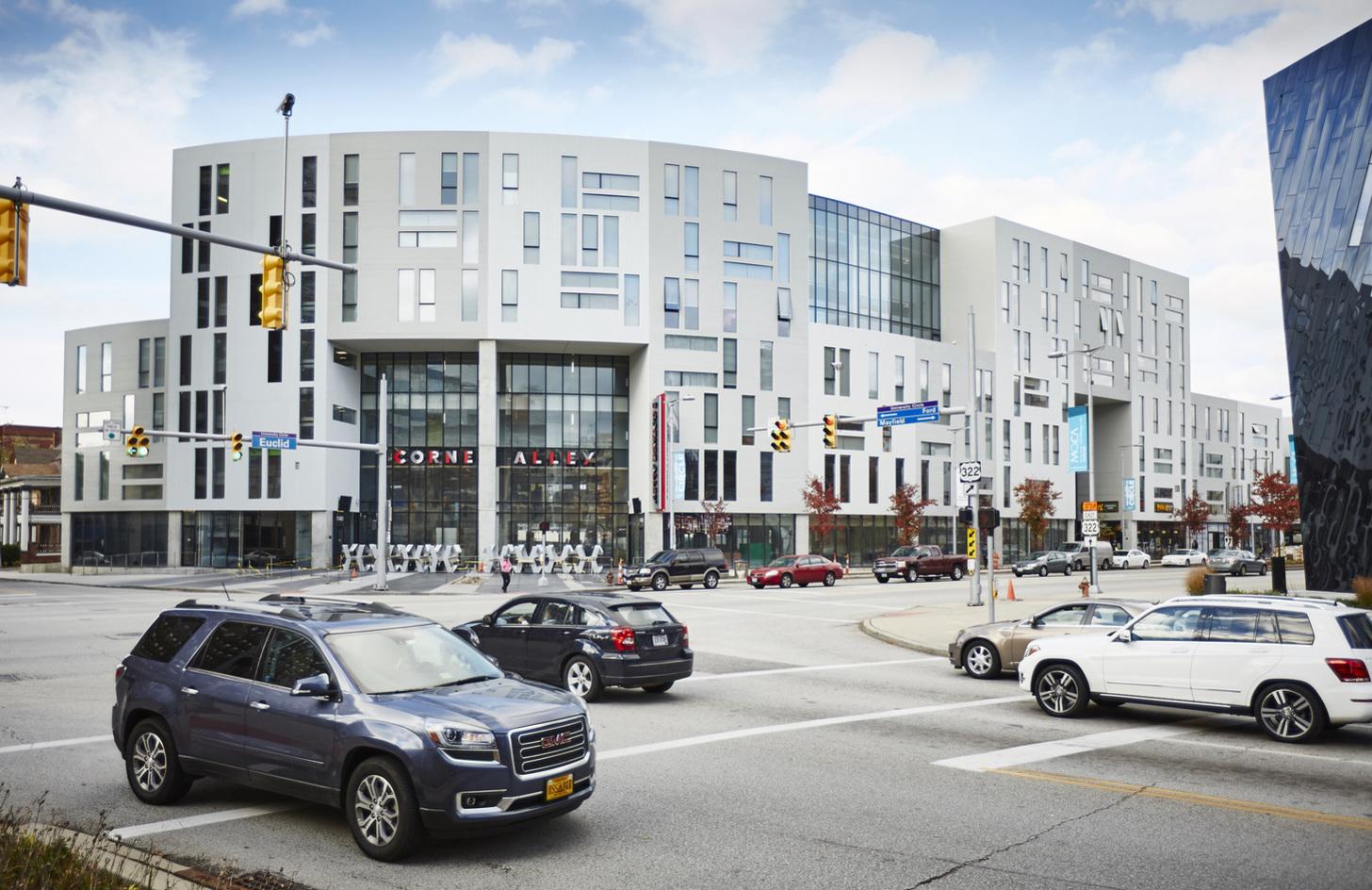 Getting Around & Parking in University Circle