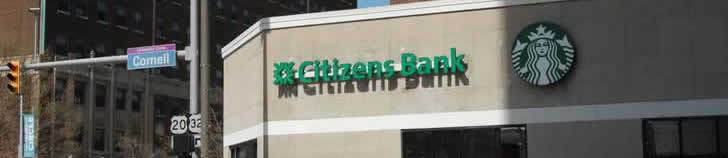 Citizens bank 13