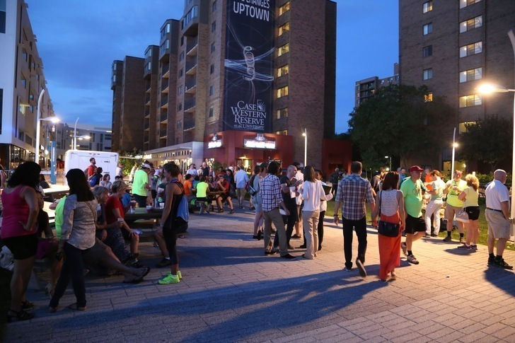 Uptown Summer Events | University Circle | Cleveland, OH